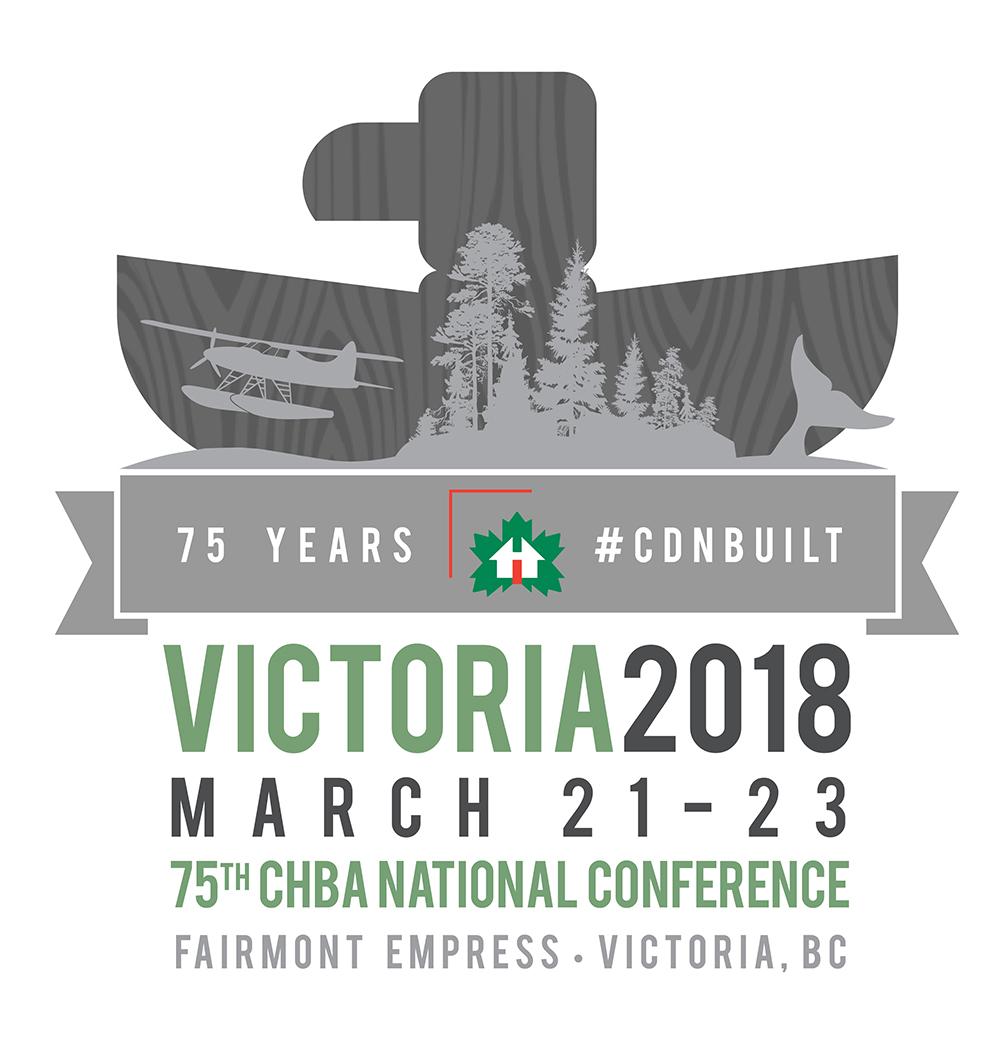 2018 CHBA Conference Logo