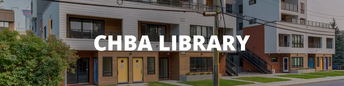 CHBA Library