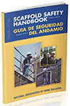 Book Cover NAHB Scaffold Safety Handbook, English-Spanish