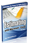 Book Cover Estimating with Microsoft® Excel