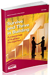Book Cover Survive and Thrive in Building: Fundametals of Business Management