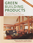 Book Cover Green Building Products: Greenspec Guides to Residential Building Materials, 3rd Edition