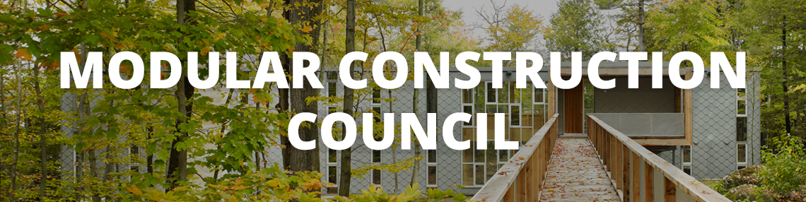 CHBA's Modular Construction Council