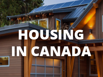 Housing in Canada