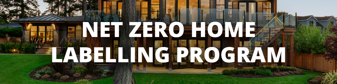 Net Zero Home Labelling Program