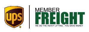 UPS Member Freight
