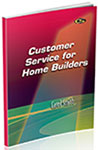 Book Cover Customer Service for Home Builders
