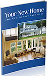 Book Cover Your New Home And How To Take Care Of It