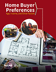 Book Cover Home Buyer Preferences: Age, Income and other Factors