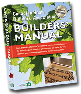 Builder's Manual (5% GST Included in Price)