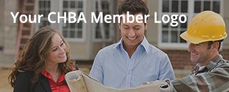 Your CHBA Member logo